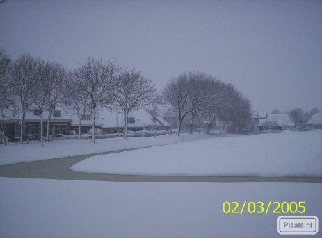 Winter in Achlum 2005